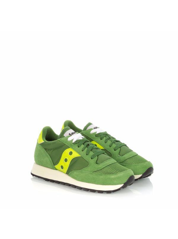 Scarpa sportiva da donna SAUCONY S60368-5 JAZZ O'VINTAGE verde
