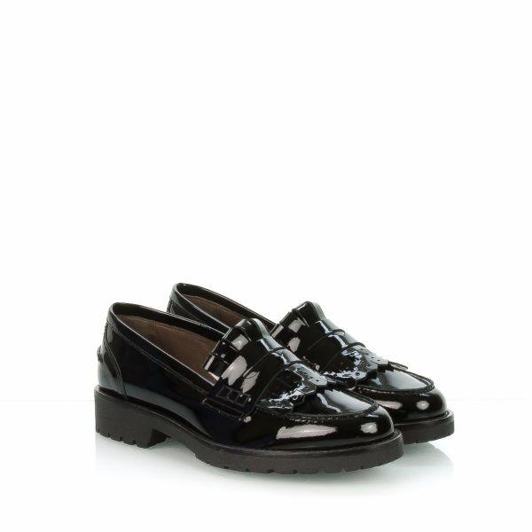 vasta selezione stile squisito stile alla moda NERO GIARDINI MOCASSINO DONNA 19290D VERNICE NERO