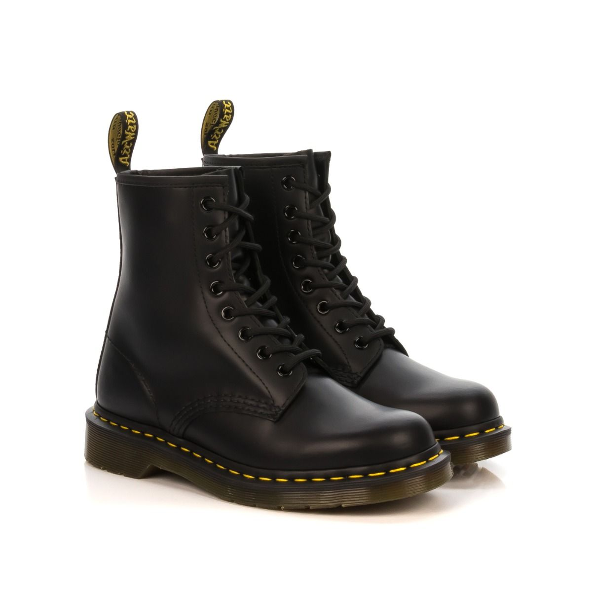 sports shoes a64a3 81ad7 dr martens 1460 nero donna