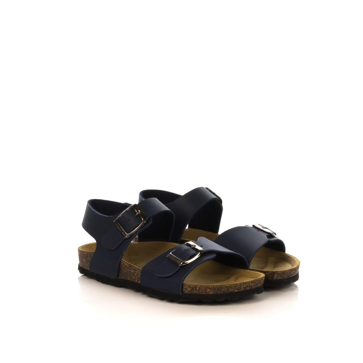 Goldstar 1805 Sandalo Fibbie Due Blu Bambino 8OXPNnwk0