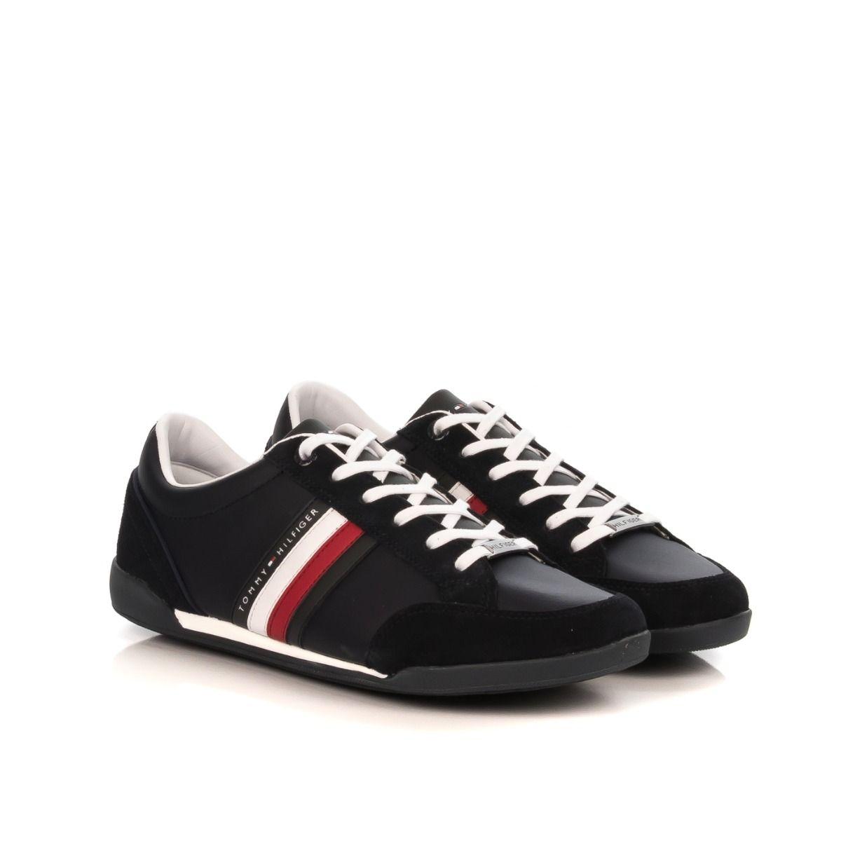 the best attitude f5a83 26c57 Sneakers uomo|TOMMY HILFIGER 2046 403 blu|Spedizione ...