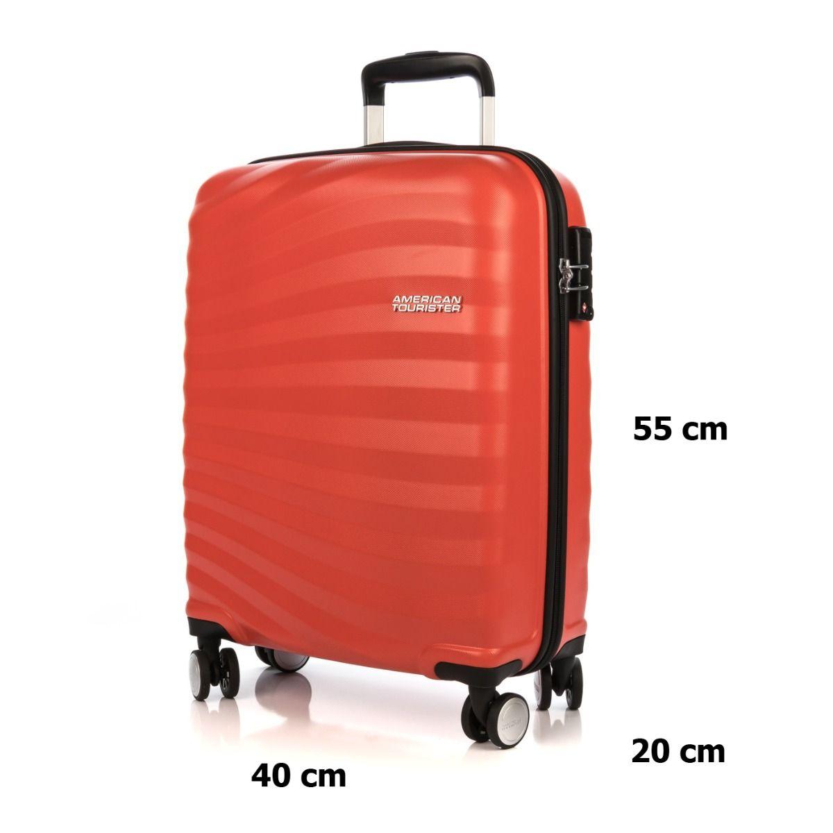 214ebbff832fb8 AMERICAN TOURISTER OCEANFRONT 31G901-96|bagaglio a mano arancione|Shop  online|Shoe Center
