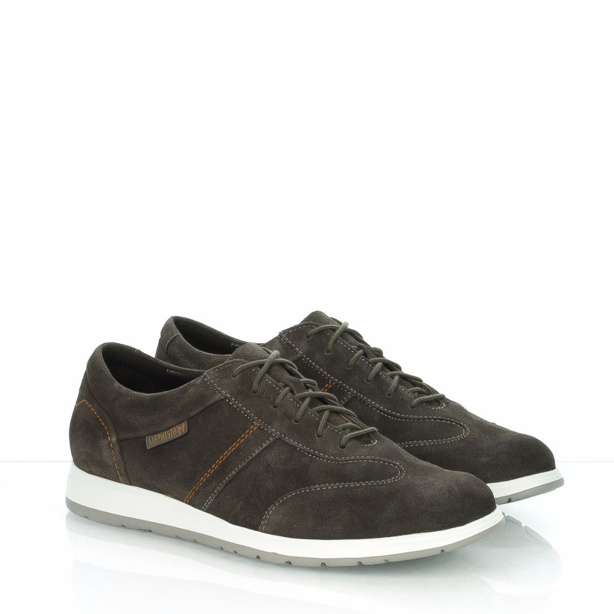 sneakers for cheap 33d6d 1b4d4 MEPHISTO SCARPA CASUAL 3652 PELLE TESTA DI MORO