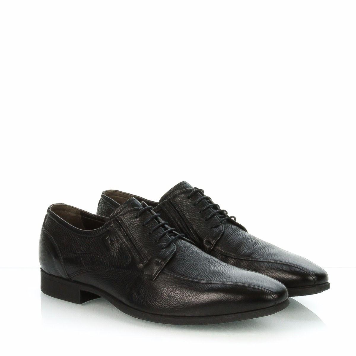 Nero giardini scarpa stringata uomo a705210u pelle nero classica elegante spedizione gratuita - Scarpa uomo nero giardini ...