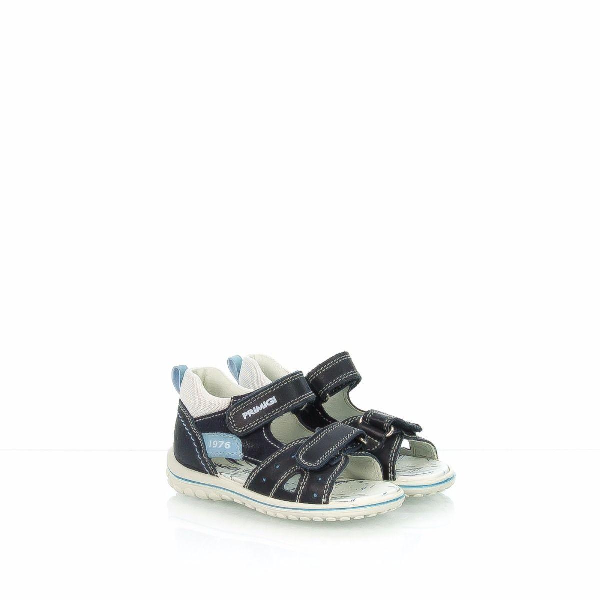 Sandalo Pelle Da In PrimigiZona Treviso Blu Bambino pMqSUzV