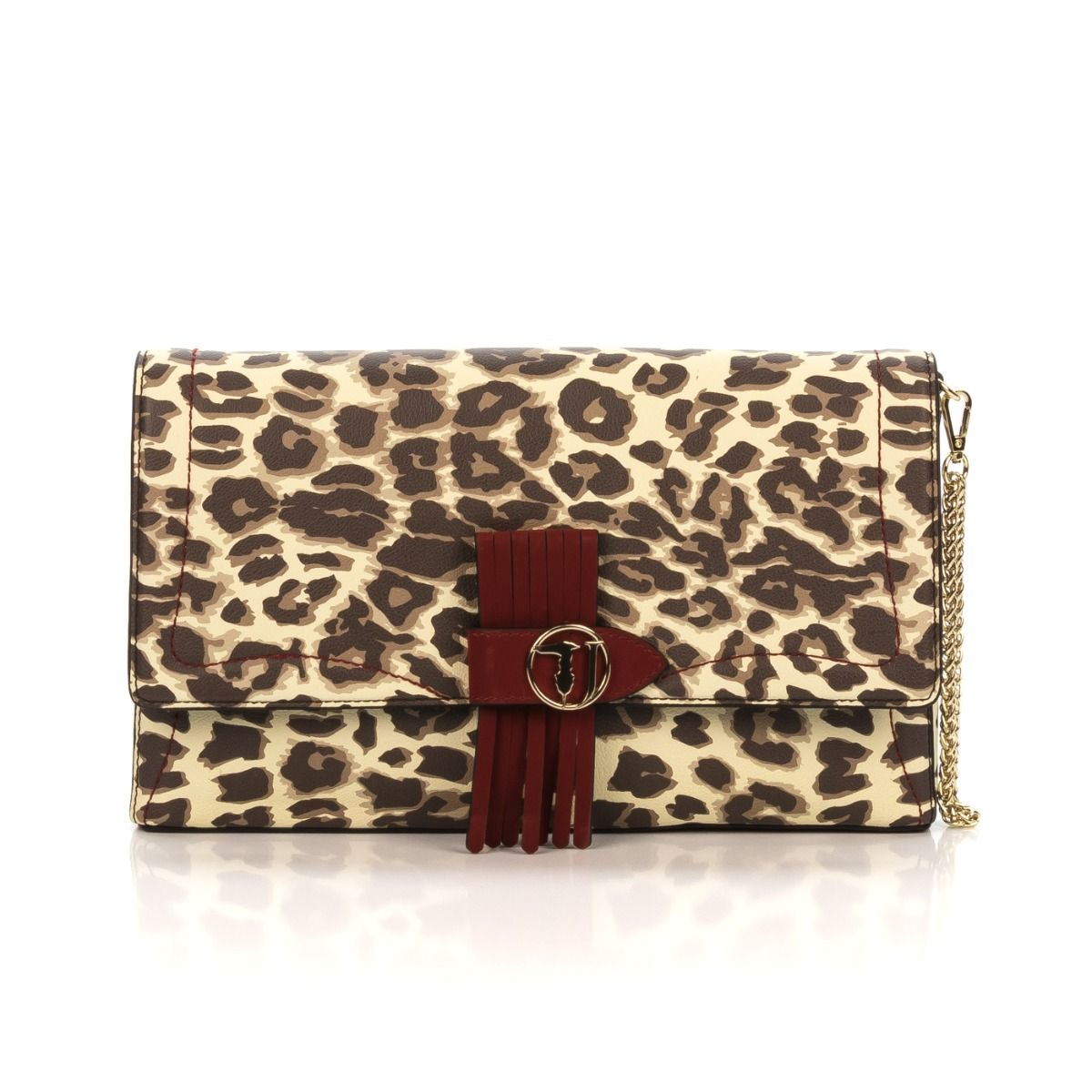 82b878c976 Pochette donna|TRUSSARDI JEANS 75B0051798-R150 in similpelle animalier|Shop  online|Shoe Center