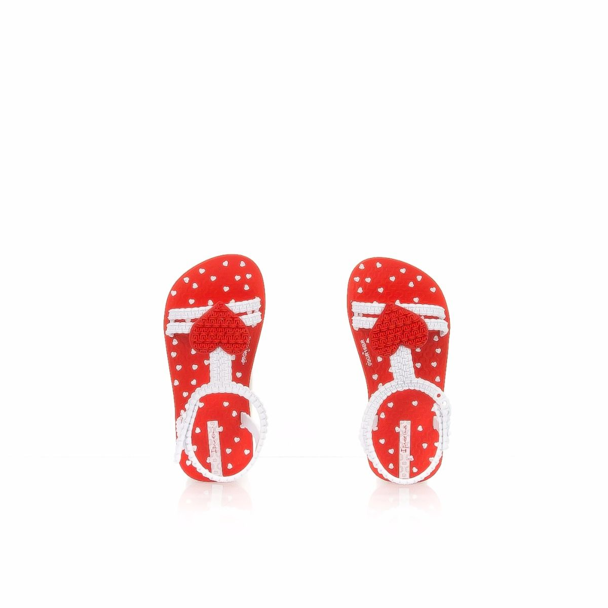 online store 01751 32c54 IPANEMA SANDALO BAMBINA 81977 FIRST BABY ROSSO
