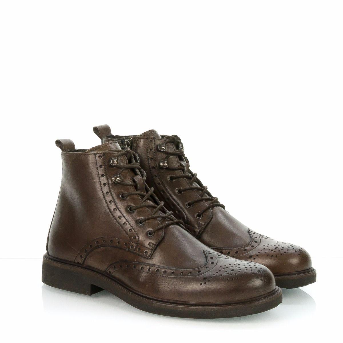 IGI CO scarpa stringata alta uomo 86731 00 6794d3eb5a9