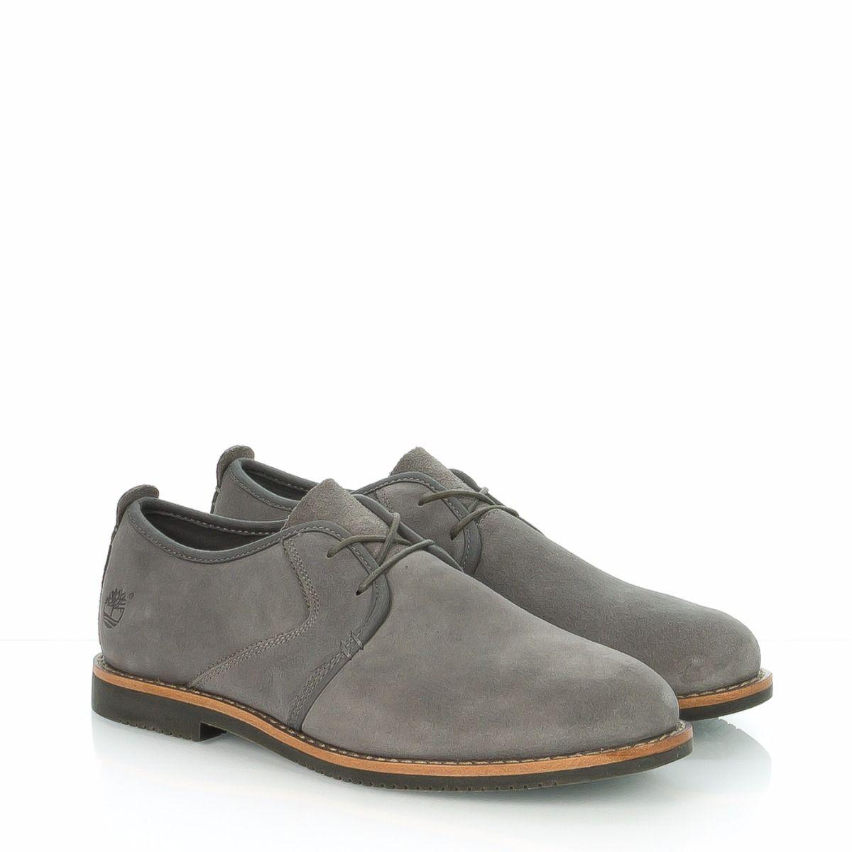 scarpe uomo eleganti grigie timberland