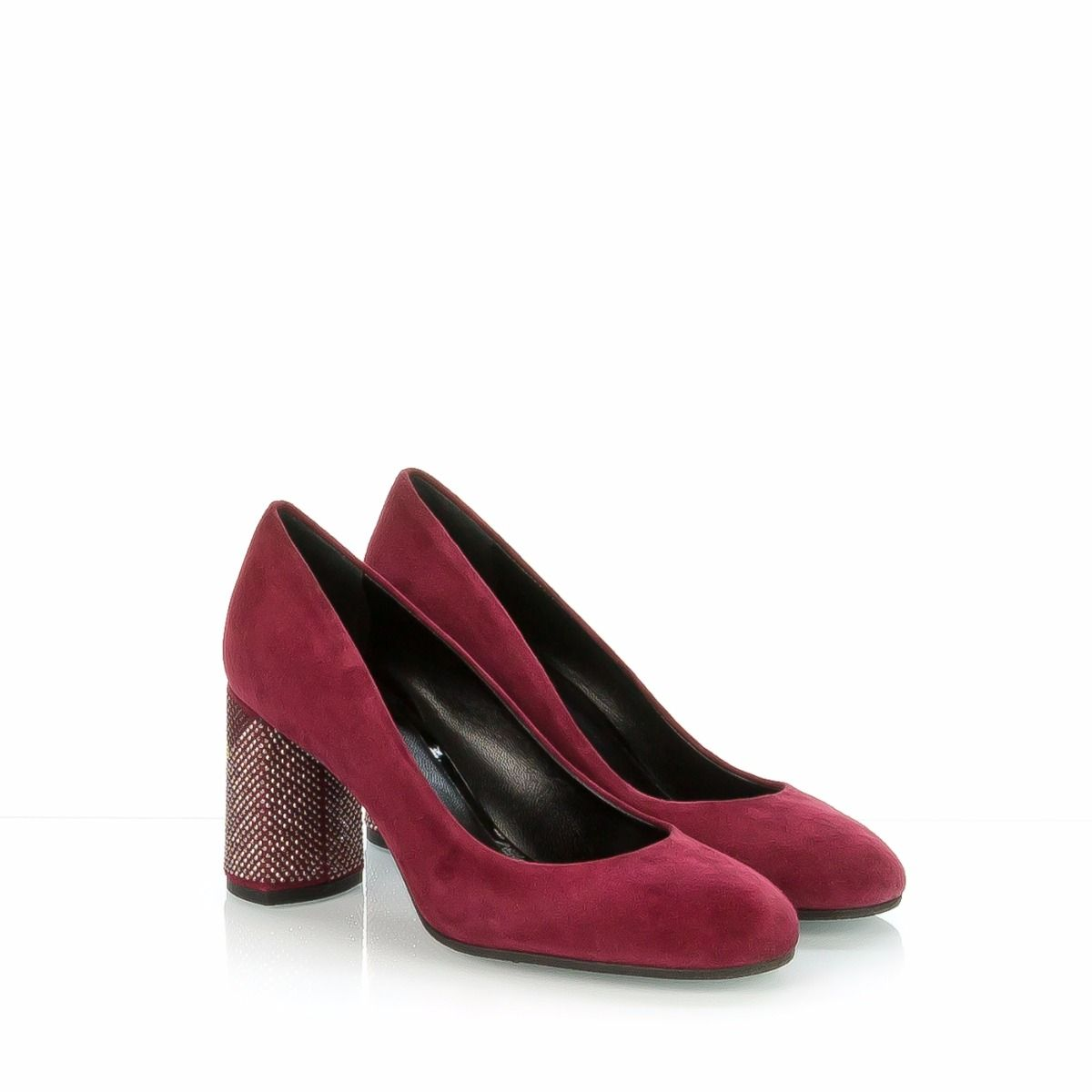 Sneakers bordeaux per donna Malù Costo De La Venta Barata 2k3jXQb