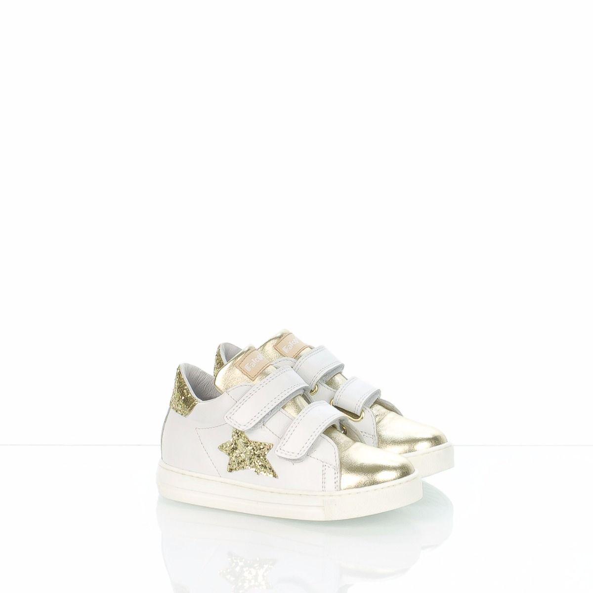 low priced 4d5fa 6d2c2 FALCOTTO SIRIO|sneakers bambina|stella oro|Spedizione ...
