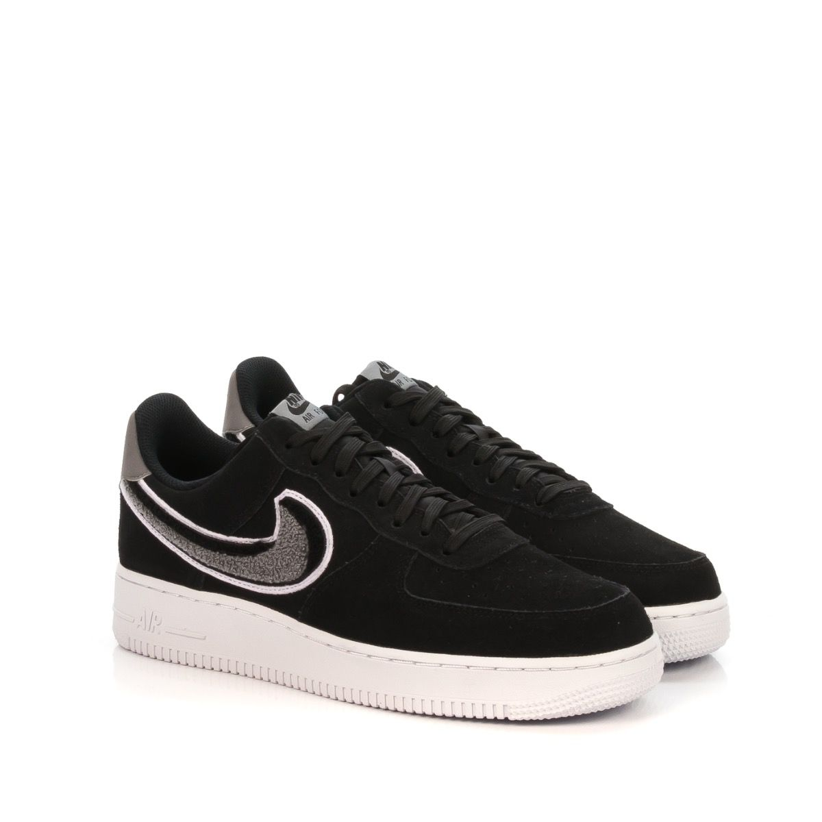 nike air force 1 nera uomo