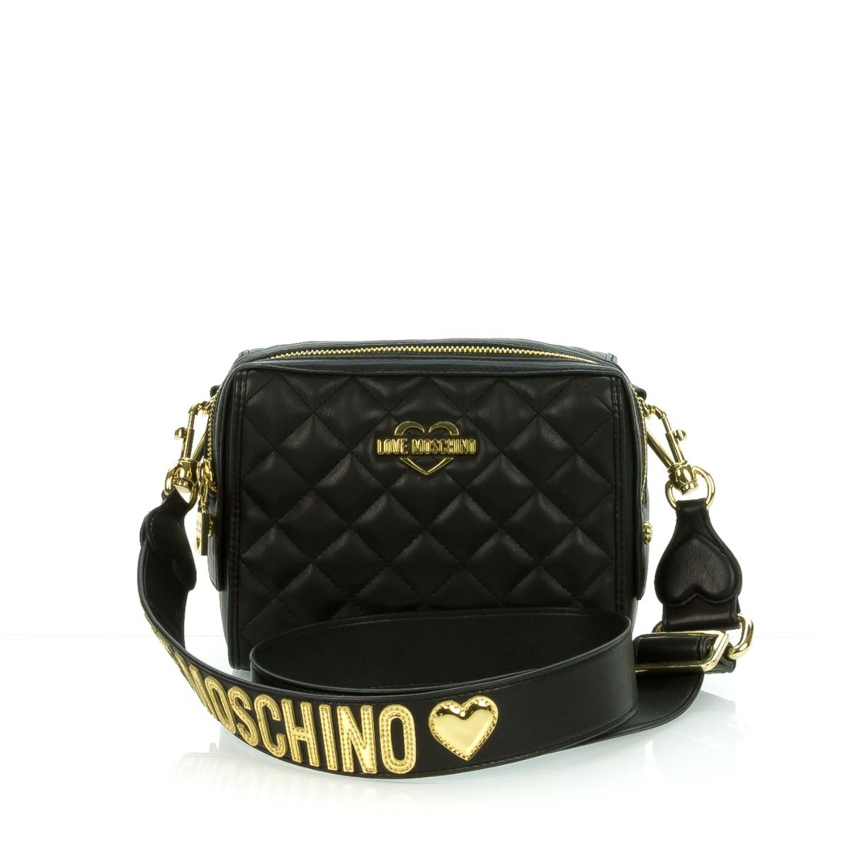 LOVE MOSCHINO FASHION QUILTED 369ec30d300