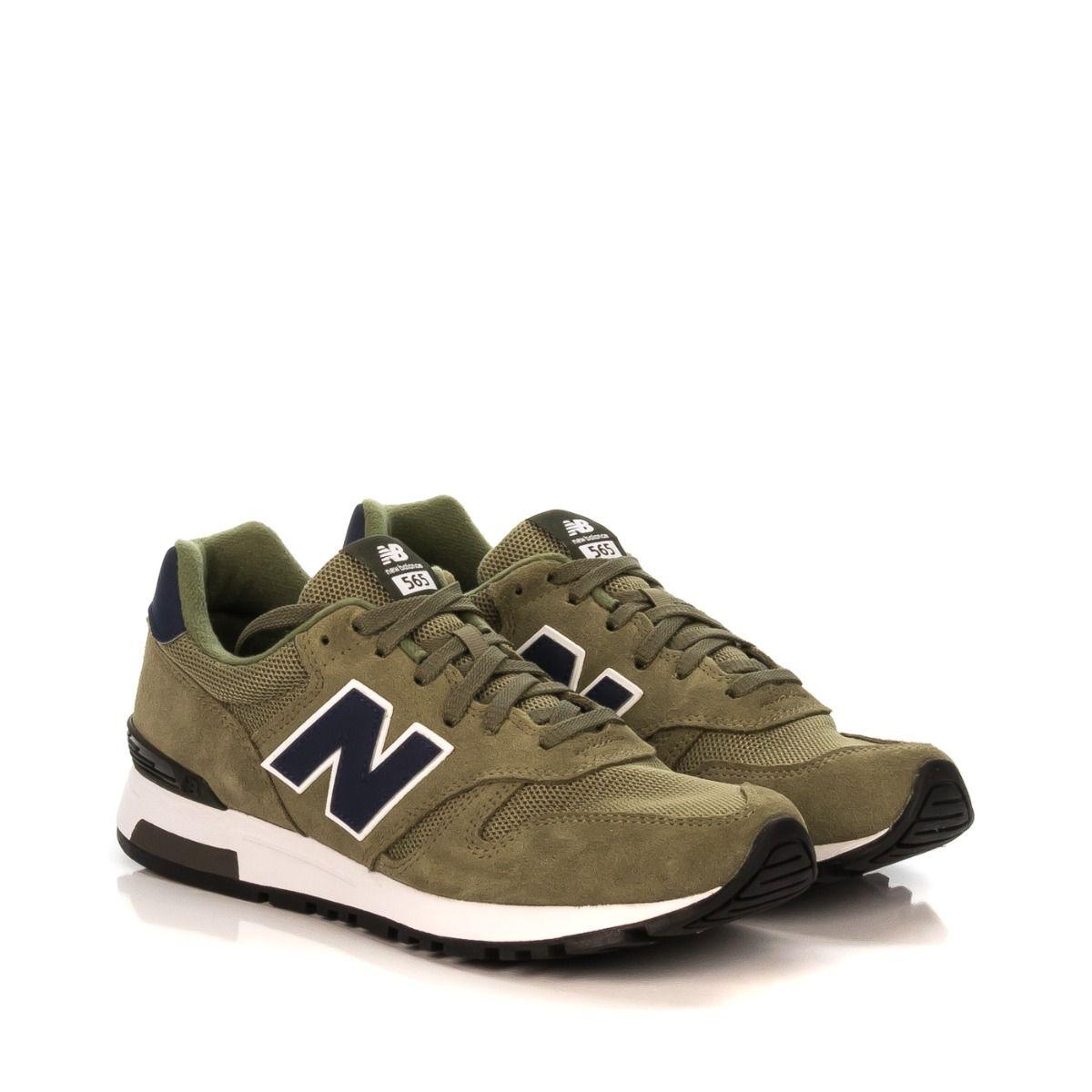 new balance verde kaki