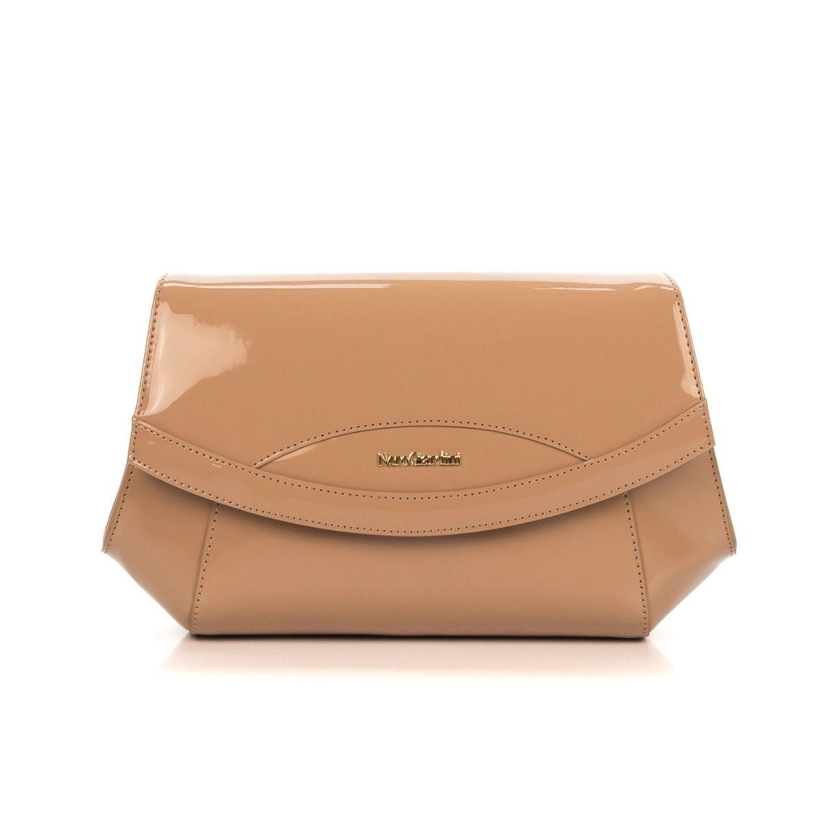 4a3bc1fef1 NERO GIARDINI P945015D-626|pochette donna|vernice nude|Shoe Center|Shop  online