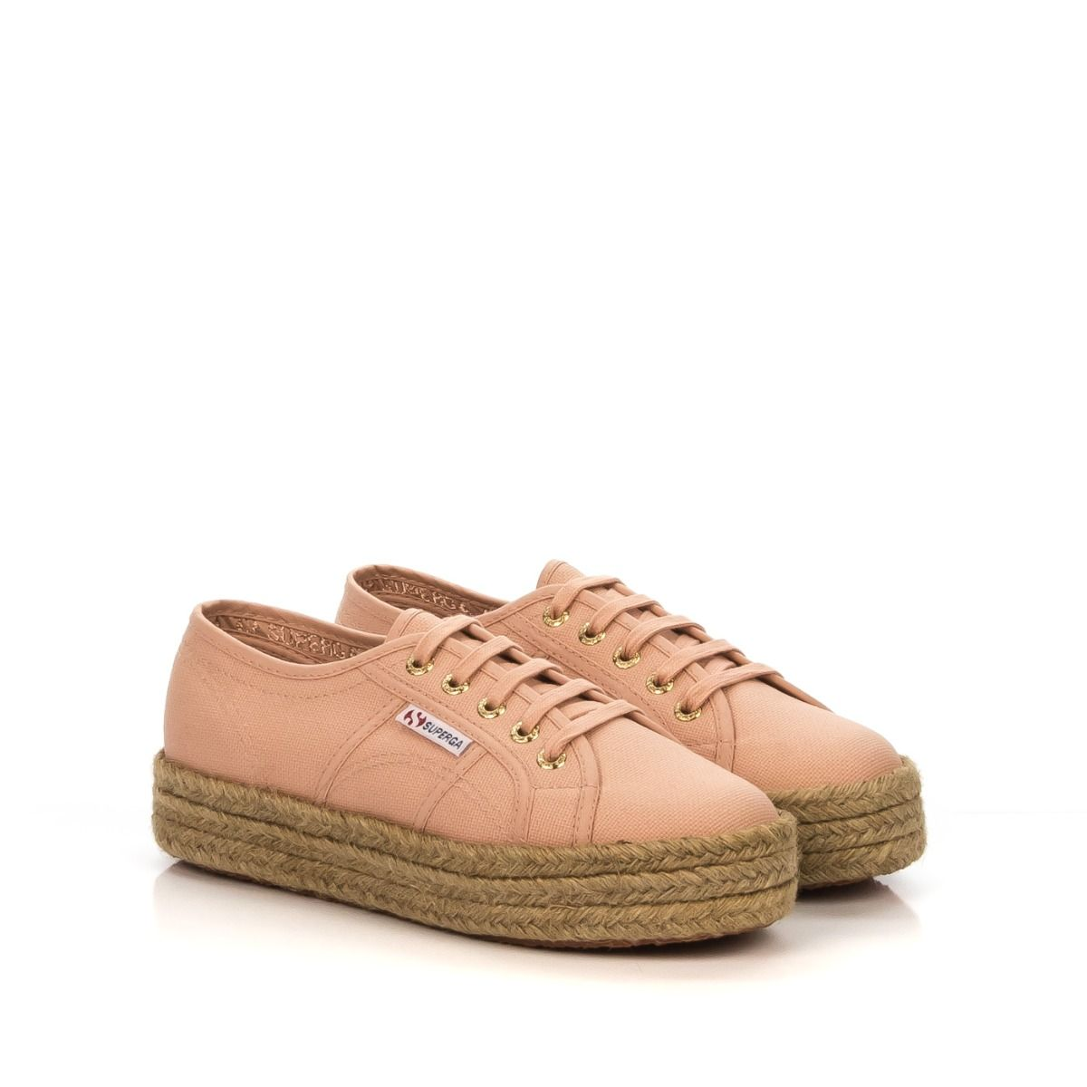 detailed look c0c76 c3b83 SUPERGA SNEAKERS DONNA S00CF10 G29 ROSA