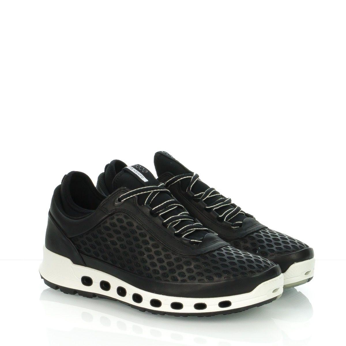 Scarpa Ecco 2 842504 0 Pelle Sneaker Cool Surrond Uomo Goretex 08nOkwP