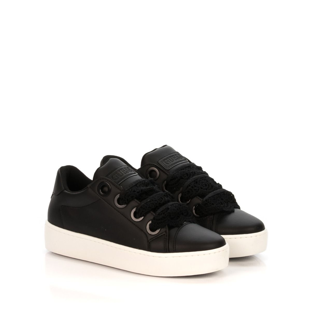 GUESS SNEAKERS DONNA URN1 NERO