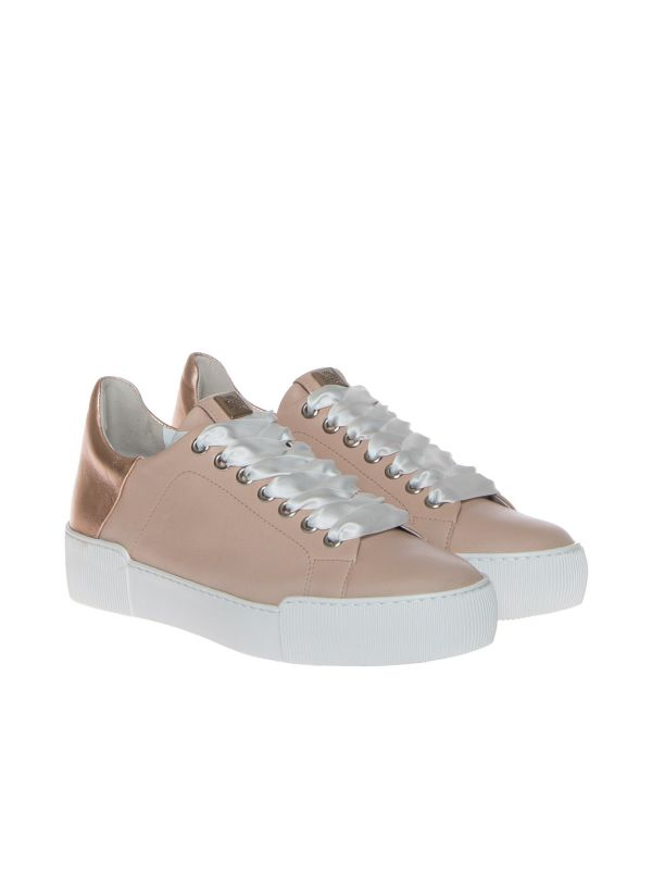 HOGL 1-10 3601-1747 SNEAKERS DONNA PELLE ROSA