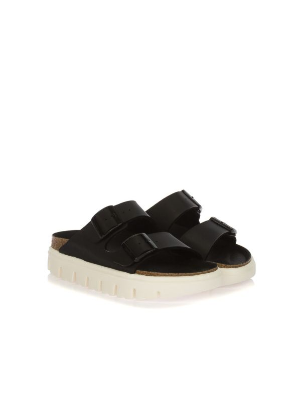 PAPILLIO  by BIRKENSTOCK CIABATTA DONNA 1015909 ARIZONA NERO