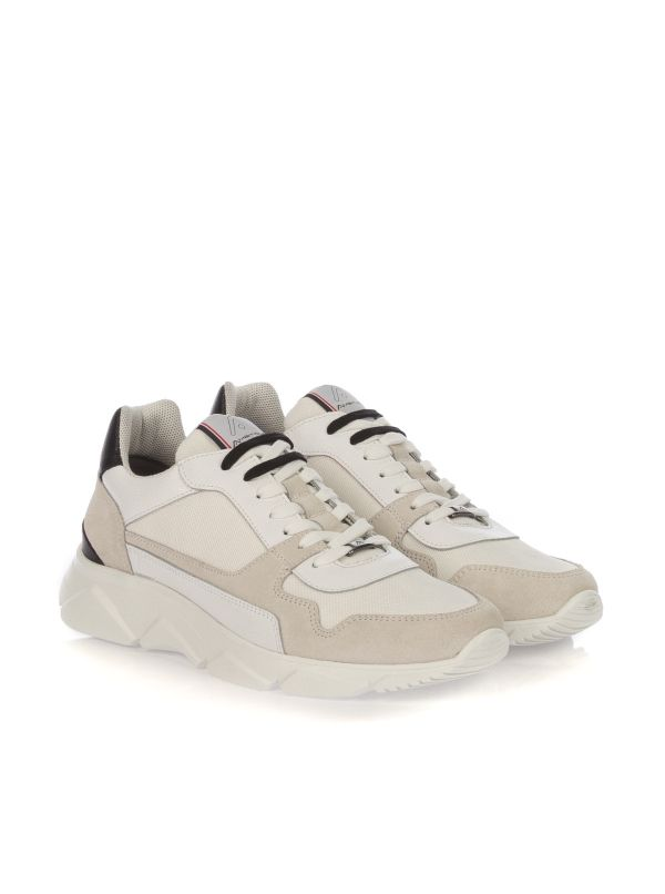 AMBITIOUS SNEAKERS UOMO 10486 BIANCO