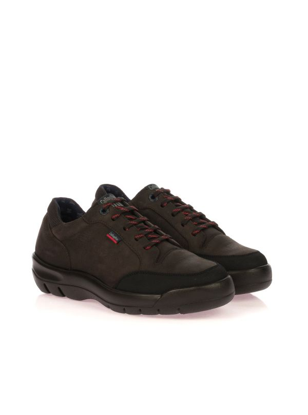 CALLAGHAN SNEAKERS UOMO 19602 PELLE MARRONE