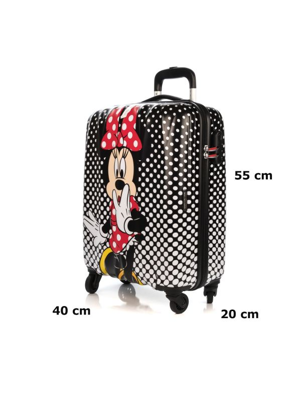 AMERICAN TOURISTER DISNEY LEGENDS 19C019-19 BAGAGLIO A MANO MINNIE