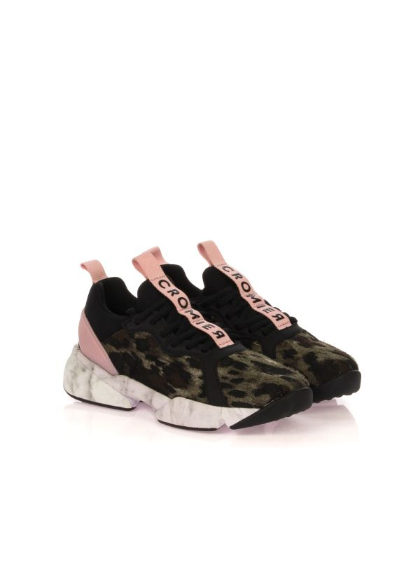 CROMIER 1C31 SNEAKERS DONNA CAMOUFLAGE