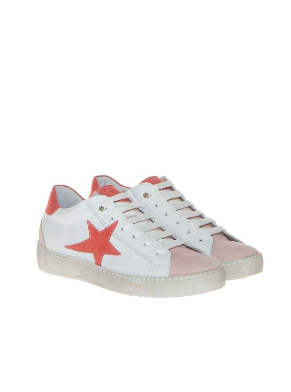TYKO SNEAKERS DONNA 20026I ROSA