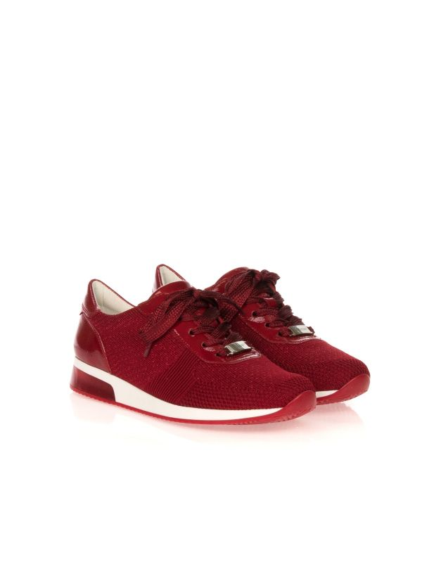 ARA SNEAKERS DONNA 24069 07 ROSSO