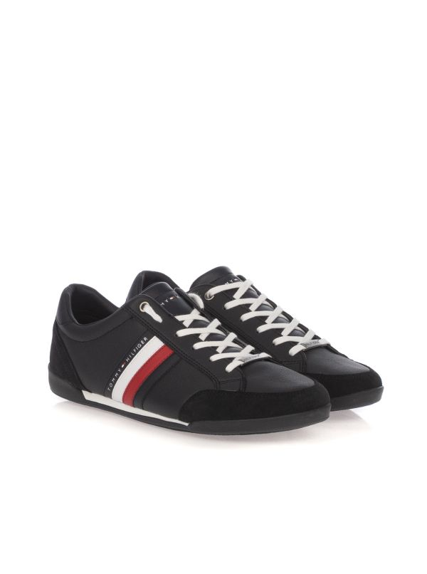 TOMMY HILFIGER 2665-DW5 SNEAKERS UOMO ROYAL BLU