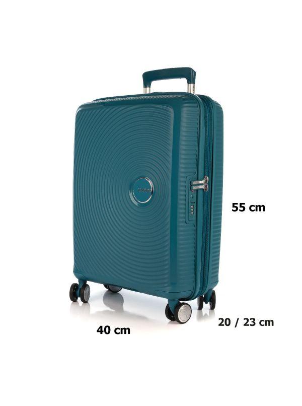 AMERICAN TOURISTER SOUNDBOX 32G001-14 BAGAGLIO A MANO JADE GREEN