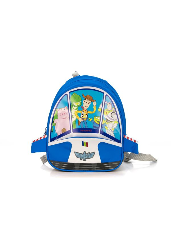 SAMSONITE ZAINO BIMBO 40C018-21 DISNEY ULTIMATE 2.0 TURCHESE