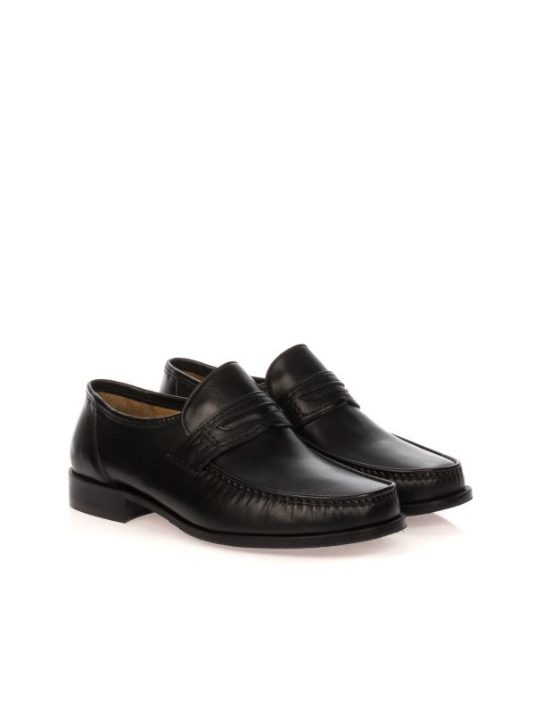 FRETZ MEN MOCASSINO UOMO 47119245-51 NERO