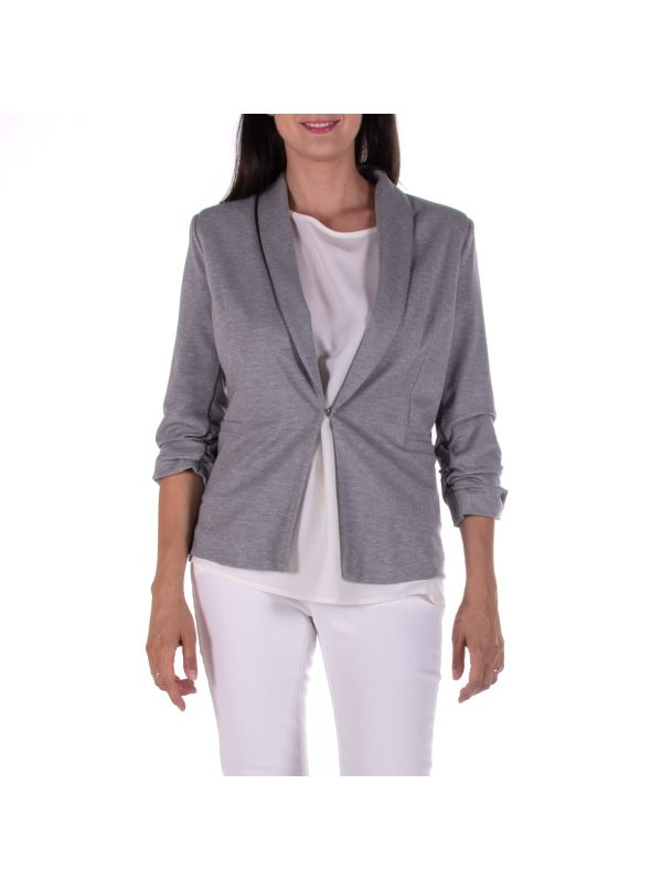 MISS MISS GIACCA DONNA 39440 GRIGIO