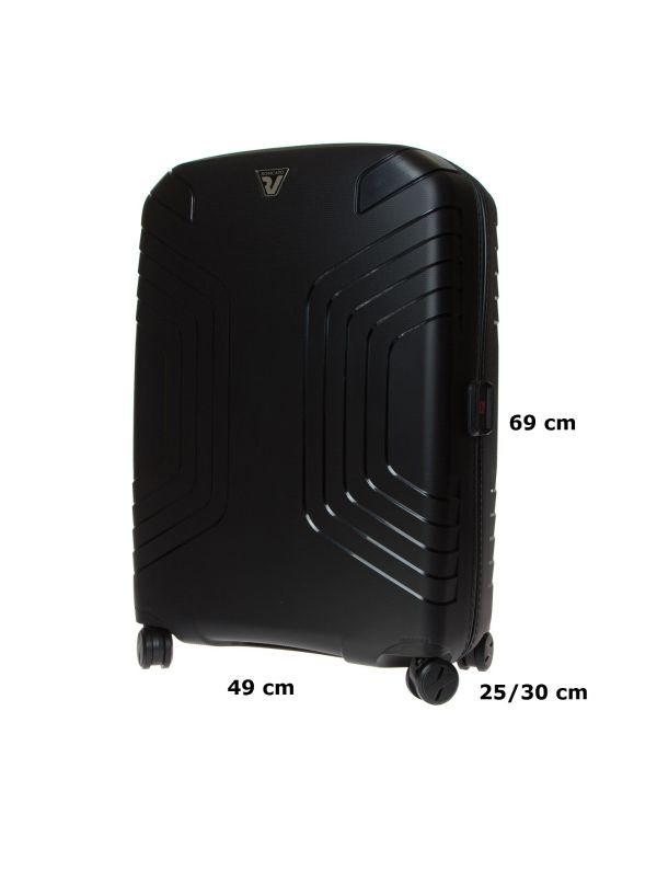 RONCATO TROLLEY MEDIO 5762-0101 YPSILON 4.0 NERO