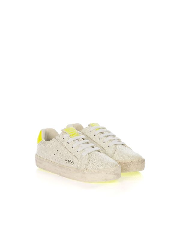 GIOSEPPO SNEAKERS BAMBINO UNISEX 58089 GESVES BIANCO