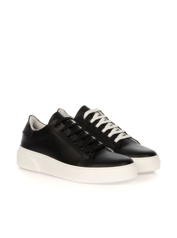 PETER LEGWOOD SNEAKERS UOMO BOOSTER NERO