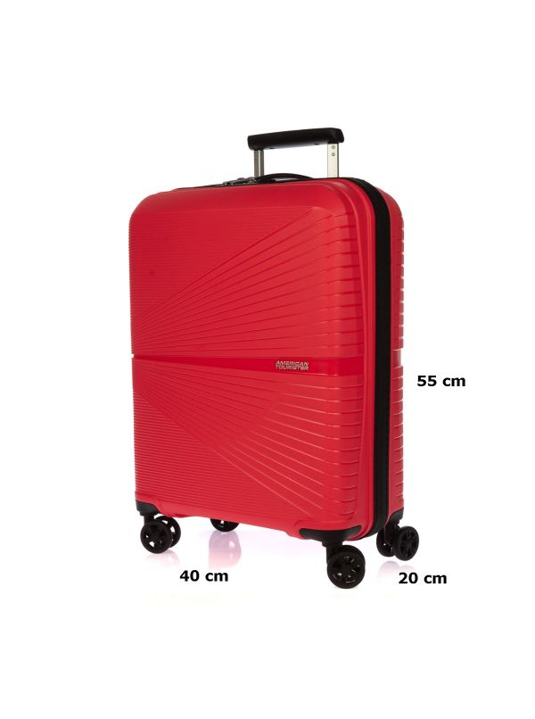 AMERICAN TOURISTER BAGAGLIO A MANO 88G001-90 AIRCONIC PARADISE PINK