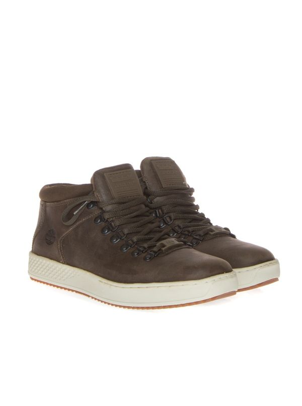 TIMBERLAND SNEAKERS ALTA UOMO TB 0A1S6A 901 OLIVA