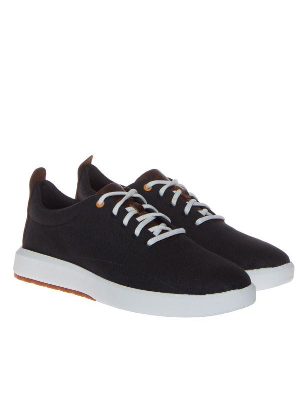 TIMBERLAND TB-0A24VB SNEAKERS UOMO CANVAS NERA