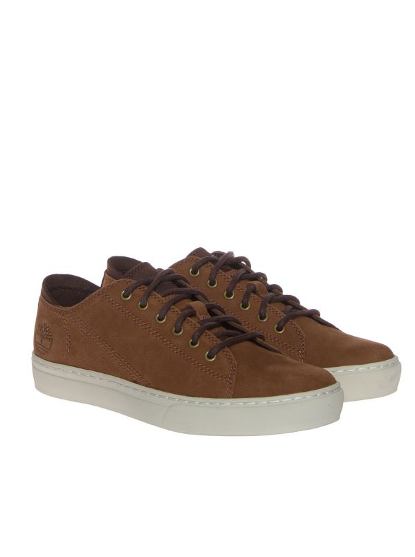 TIMBERLAND ADVENTURE 2.0 A41AQ SNEAKERS UOMO NABUK CUOIO