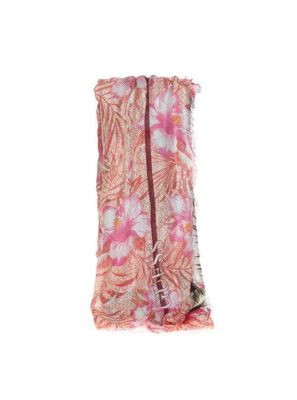 GUESS FOULARD DONNA AW8476 VIS03 FLOREALE