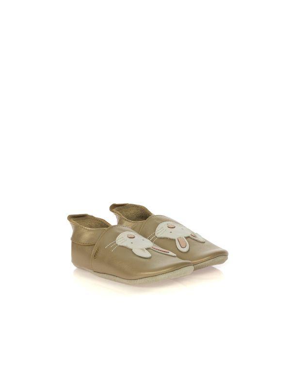 BOBUX SOFT SOLES 01508 CONIGLIO PELLE ORO