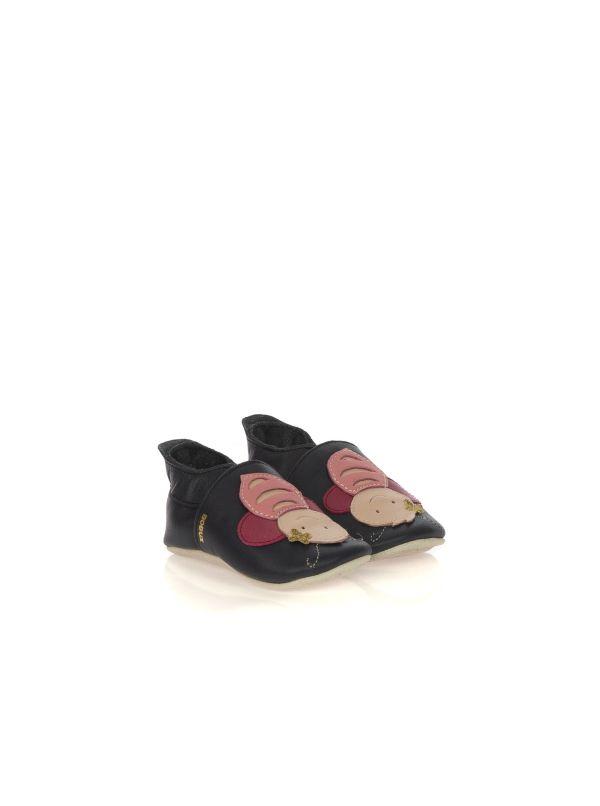 BOBUX SOFT SOLES 01701 APE PELLE BLU
