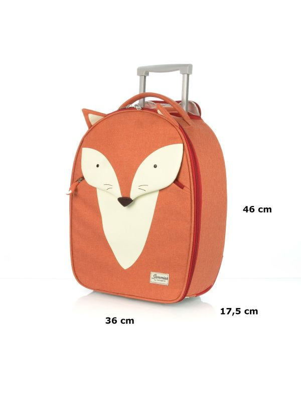 SAMSONITE HAPPY SAMMIES BAGAGLIO A MANO CD0017 FOX WILLIAM