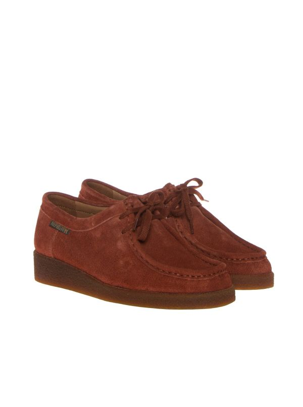 MEPHISTO SNEAKERS CASUAL DONNA CHRISTY 3664 MATTONE