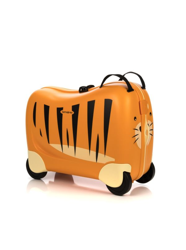 SAMSONITE DREAM RIDER CK8001-96 BAGAGLIO A MANO TIGER TOBY
