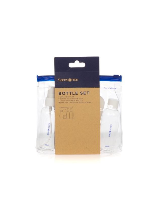 SAMSONITE BOTTLE SET GLOBAL TA CO1064 95