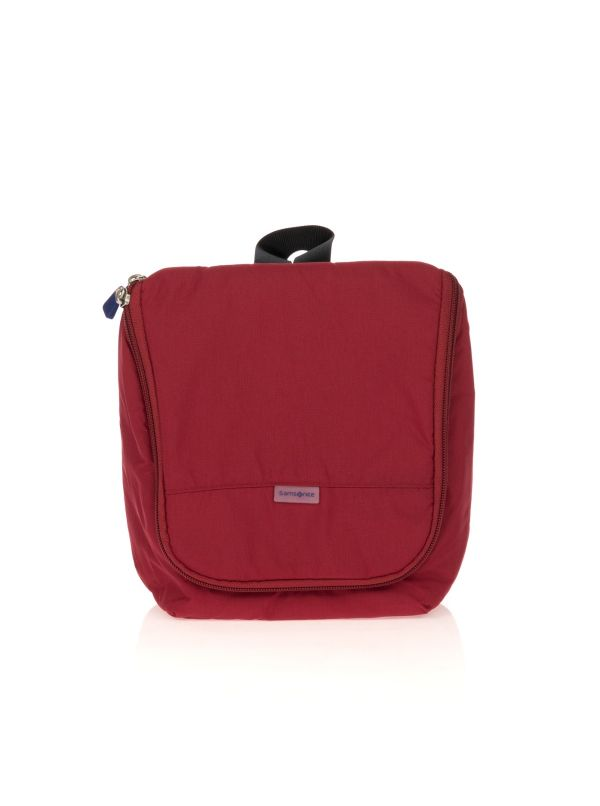 SAMSONITE CASE TOILETTE ACCESSORIO VIAGGIO GLOBAL TA CO1073 00 ROSSO